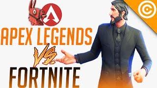 Apex Legends está DERRUBANDO o Fortnite?