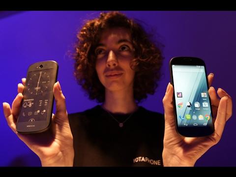 Первый в мире смартфон с двумя экранами, один из которых всегда включён. На нашем сайте вы можете купить первый российский смартфон yotaphone 2. Продажа в интернет магазине по всей россии с доставкой.