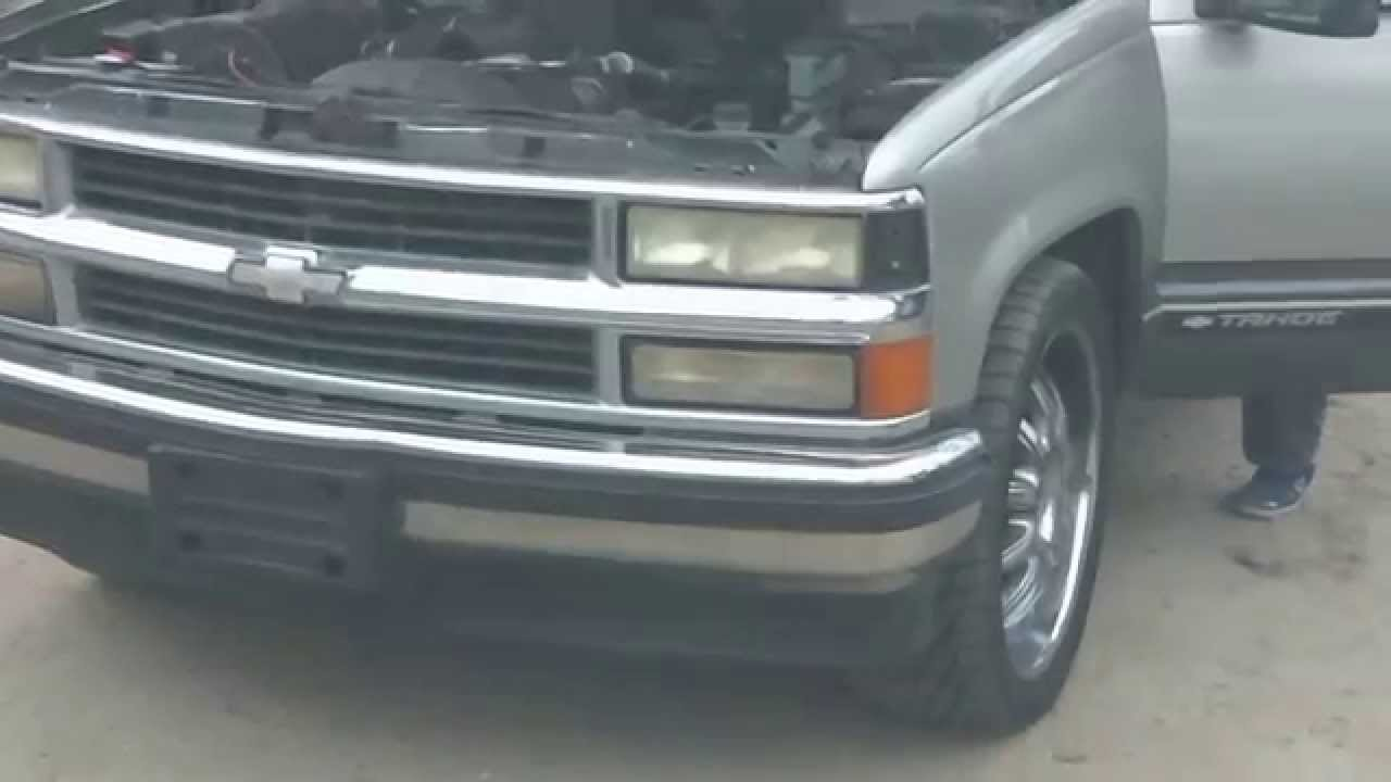Tahoe 96 chevy tahoe parts : GMC 99 Chevy Tahoe Engine 5.7 Used Transmission Used Auto Parts ...
