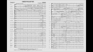 Greensleeves, (Traditional) - arr. Alfred Reed