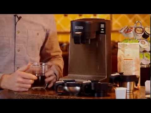 Bunn My Caf Mcu Overview Youtube