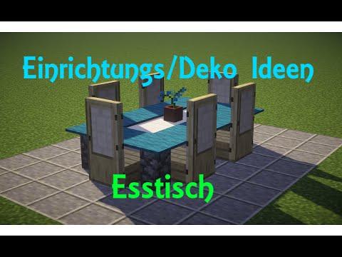 minecraft architektur 013 deko f r deine welt doovi. Black Bedroom Furniture Sets. Home Design Ideas