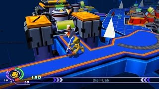 RPG Hell: Digimon World 4 Part 1