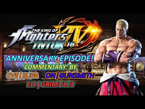 The King Of Fighters XIV TNTUK 16 Special Anniversary Episode Featuring Gunsmith!