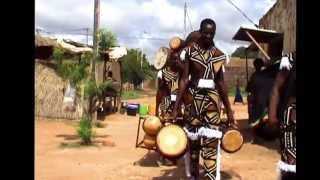 Burkina azza - Les griots du Burkina Faso