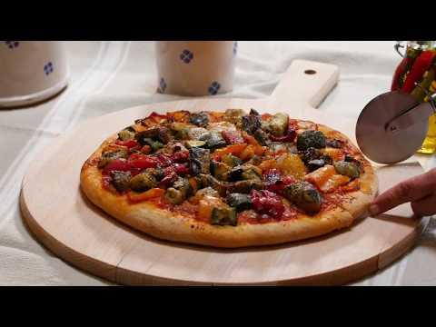 recette-facile-de-pizza-aux-légumes-grillés