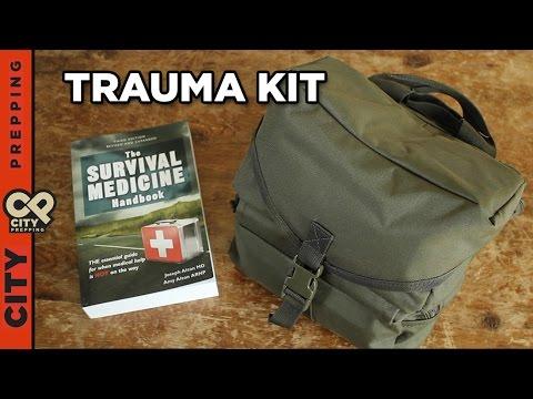 How to build a trauma kit