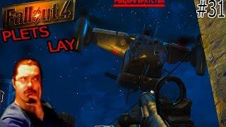Fallout 4 - Братство стали vs. Подземка vs. Институт - массовый замес на одной поляне - 31