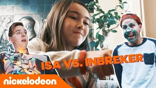 Isa lokt inbreker Mark in de val 😱 | De Viral Fabriek | Nickelodeon Nederlands