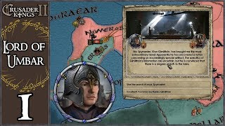 Crusader Kings 2: Middle Earth Project: Umbar #1 - A New Campaign