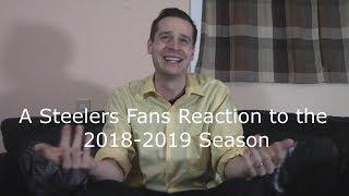 A Steelers Fan Reaction to the 2018-2019 NFL Season