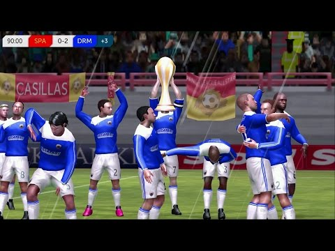Dream League Soccer iPhone Gameplay #17