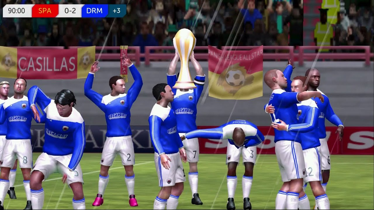 Dream League Soccer 17 telecharger gratuit sans verification humaine