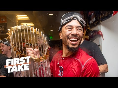 The Red Sox, not the Yankees, are 2019 World Series favorites – Jessica Mendoza | First Take