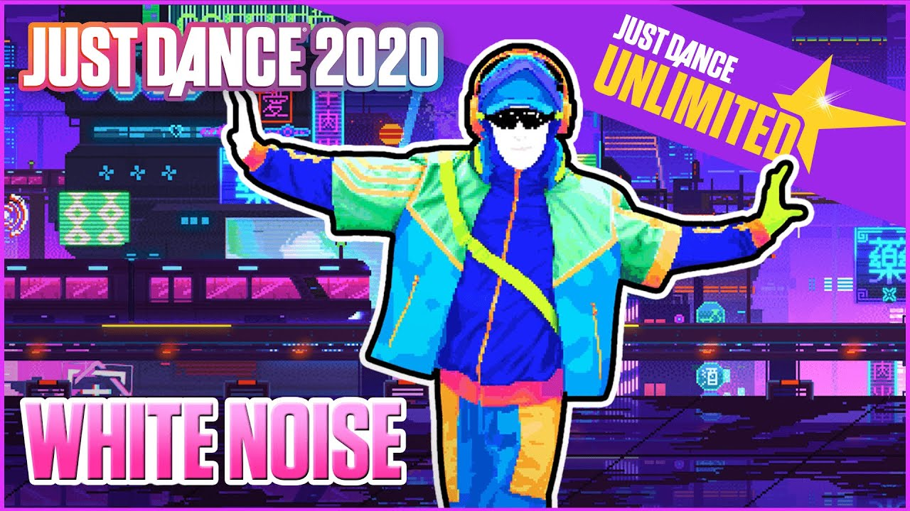 Just Dance Unlimited: White Noise by Disclosure Ft. AlunaGeorge | Official Track Gameplay [US]