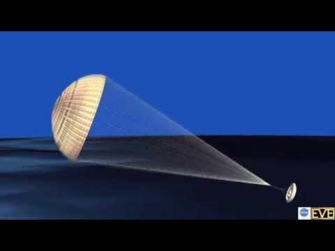 NASA sending flying saucer to Mars