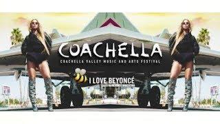 Beyoncé At The Coachella (Trailer)