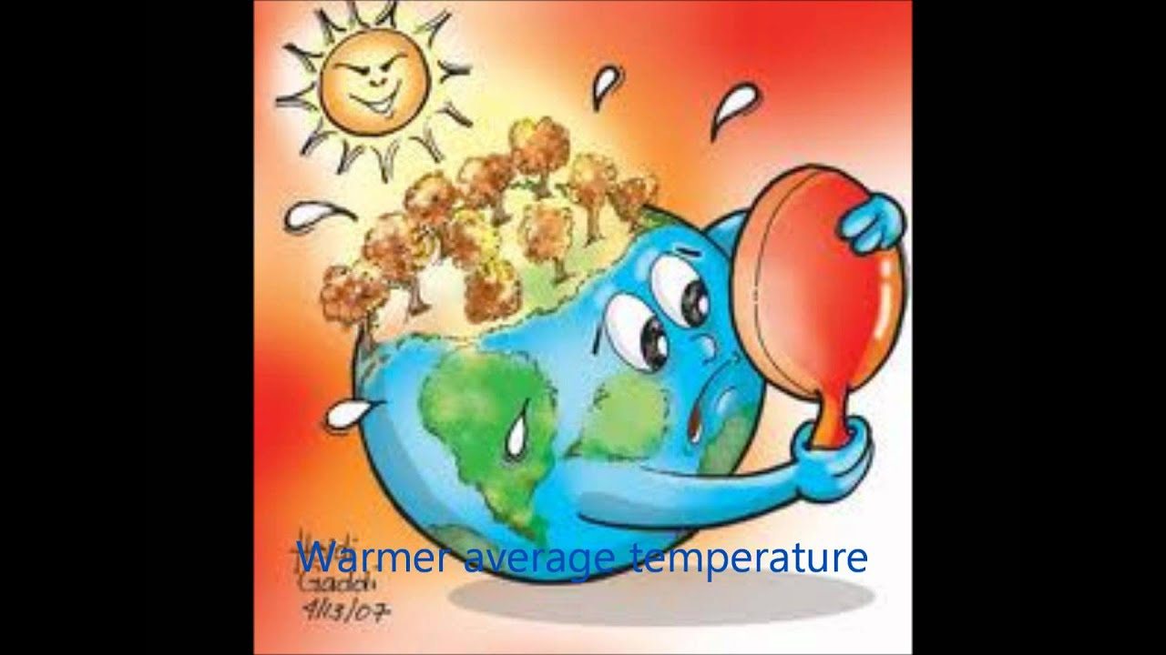 exploratory paper on global warming