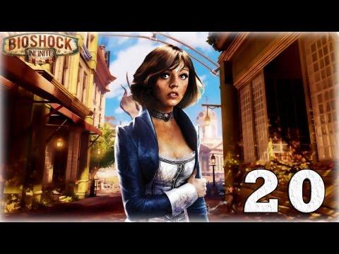 Смотреть прохождение игры Bioshock Infinite. Серия 20 - Возьми меня за руку Букер. [Art let's play]