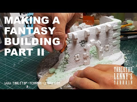 Tutorial: Making A Medieval Fantasy Ruin Part 2