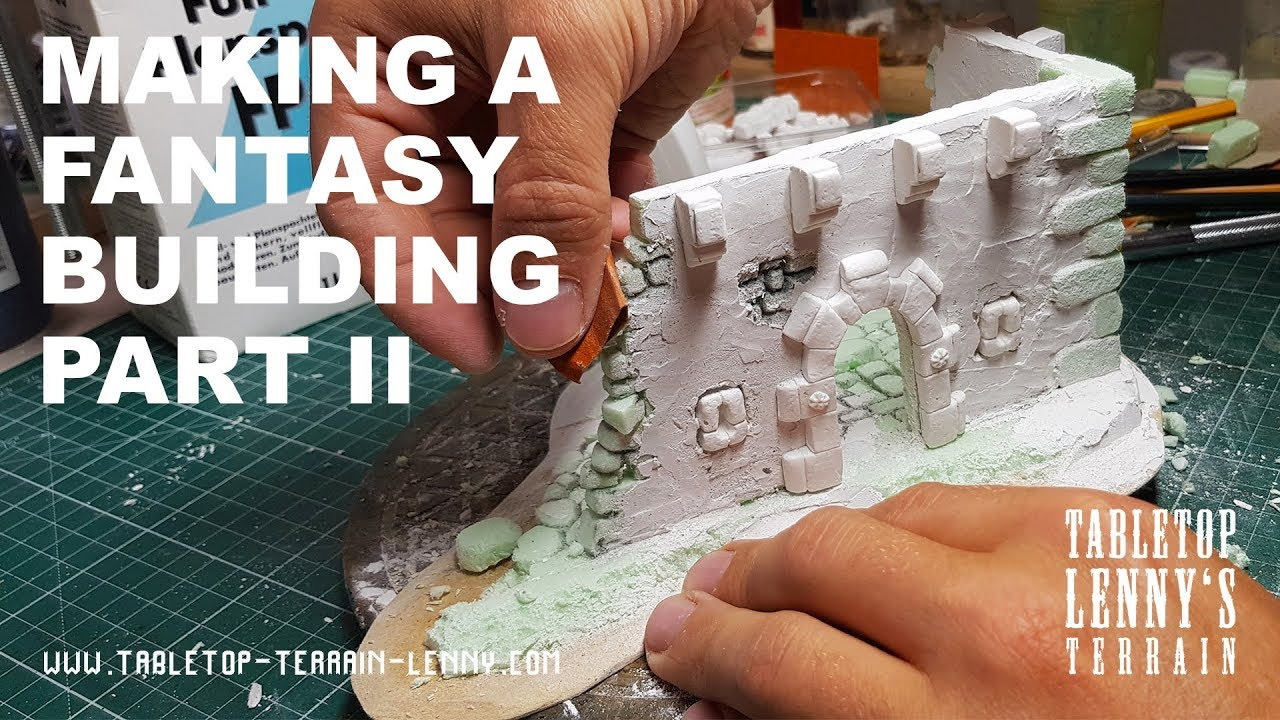 Tutorial: Making A Medieval Fantasy Ruin Part 2