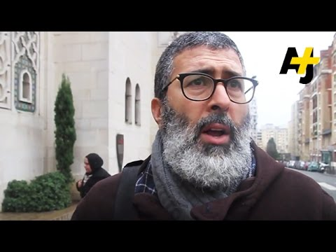 French Muslims Respond To Paris Attack