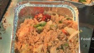 Chicken Fried Rice | Murgi Rice | Chinese Fast Food