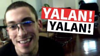 Can Bonomo ile YALAN! Astroloji Bizim İşimiz, Sevdiğim WOWcu Erkek // #SanaYalanBorcumMuVar? B10P01 Video