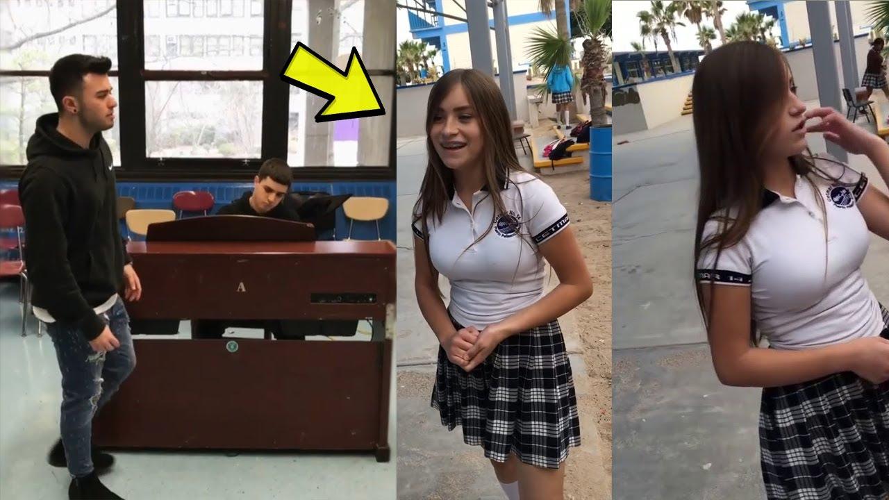 Estudiantes TÍMIDOS Sorprenden a su Clase con su Increíble VOZ ▶️ #2