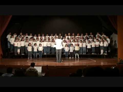CHORAL CE1 DIC 2008