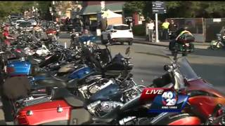 BBB rally attracts bikers from across the U.S.