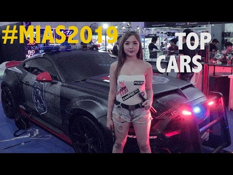 4K UHD MIAS 2019 | Manila International Auto Show 2019 | Dalagang Pilipina | MIAS PHILIPPINES | MIAS