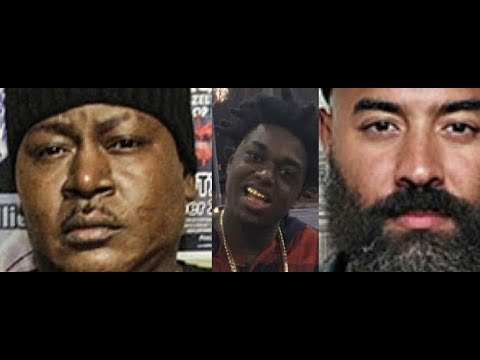 EBRO REACTS to Trick Daddy Warning Internet REACTS to Ebro Almost Getting Kodak Black in Trouble