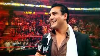 Edge vs Alberto Del Rio Wrestlemania 27 promo