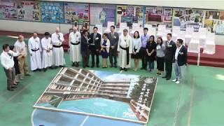 Publication Date: 2018-03-05 | Video Title: 聖母院書院50周年金禧校慶開幕砌圖