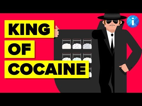 How Did He Become The King of Cocaine - Pablo Escobar