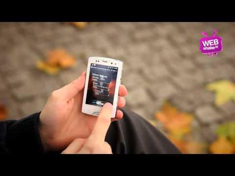 Sony Ericsson Xperia mini pro - recenzja, Mobzilla odc. 55