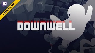 [Twitch][LivePlay] Downwell (Steam)