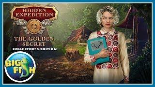 Hidden Expedition: The Golden Secret Collector