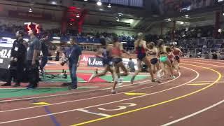 112TH NYRR MILLROSE GAMES Women's Mile-Konstanze Klosterhalfen Winner