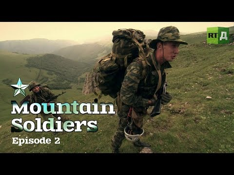 Mountain Soldiers (E2) A sniper competition: a novice vs a sharpshooter