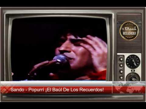 Sandro - Popurrí (En Vivo)