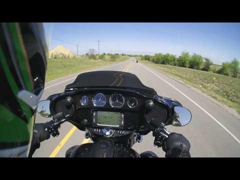 2017 Harley Davidson CVO Street Glide Demo Ride