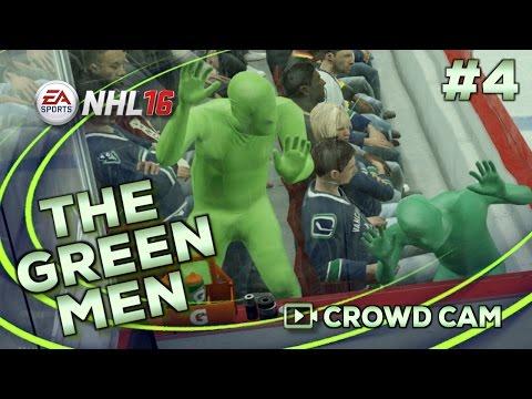 NHL 16 Crowd Cam #4 | The Green Men