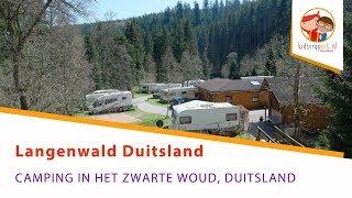 Duitsland: Camping Langenwald in het Zwarte Woud