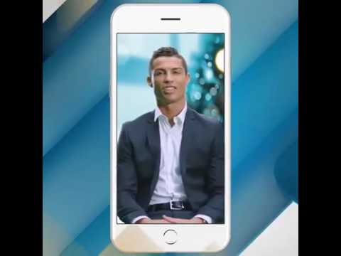 Cristiano Ronaldo Desea Feliz Ano Nuevo A Sus Fans Youtube