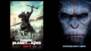 02 Look Whos Stalking - Dawn of the Planet of the Apes Soundtrack OST