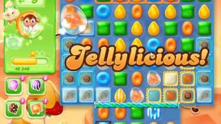 Candy Crush Jelly Saga Level 538 - NO BOOSTERS