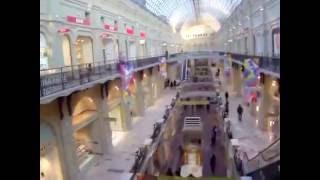 ГУМ (магазин) в Москве(Такой красивый ГУМ (магазин) есть в Москве-столице, в России! Полюбовалась 27 марта 2013 года. Главный универса..., 2013-03-30T00:26:28.000Z)