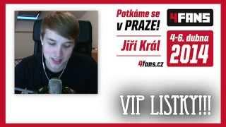 Jirka Telefonuje - Výhercům VIP lístků na 4FANS